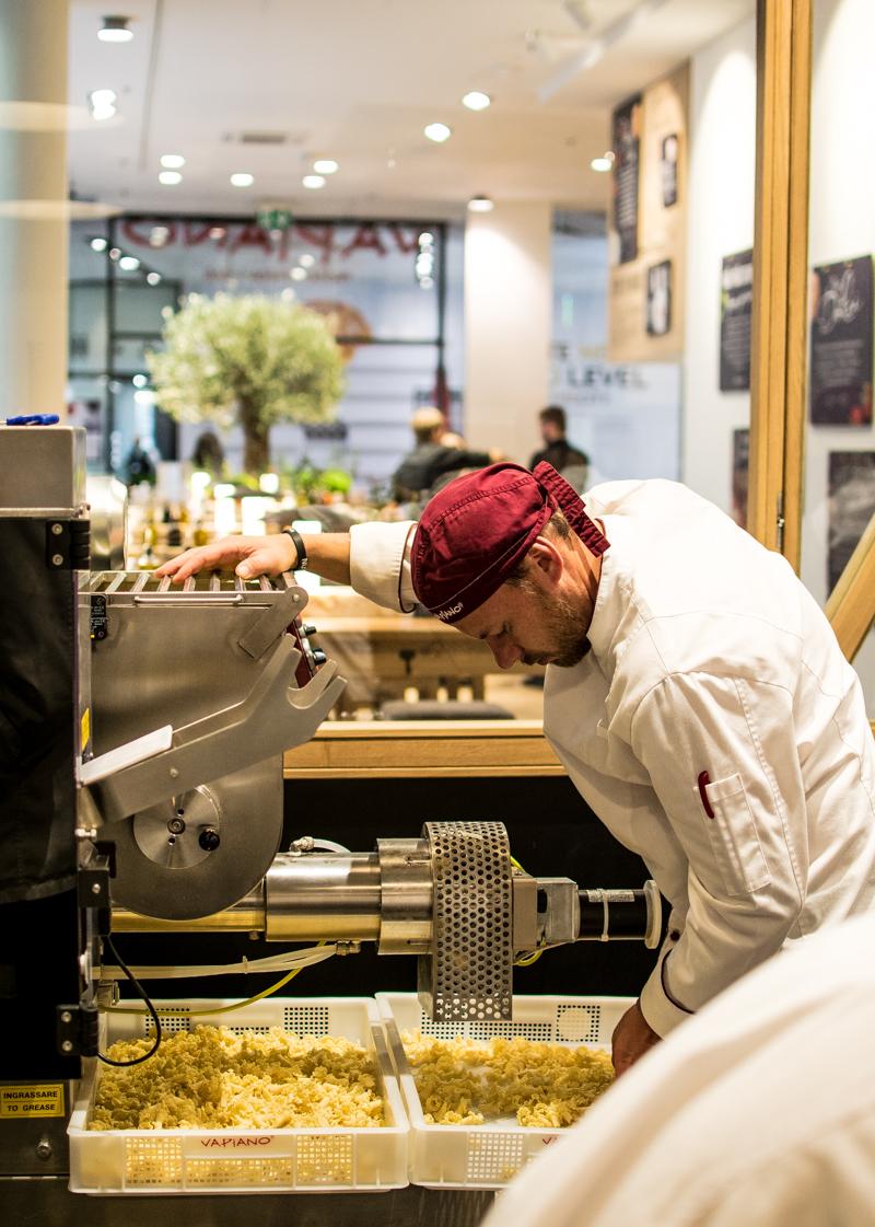 výroba domácích těstovin