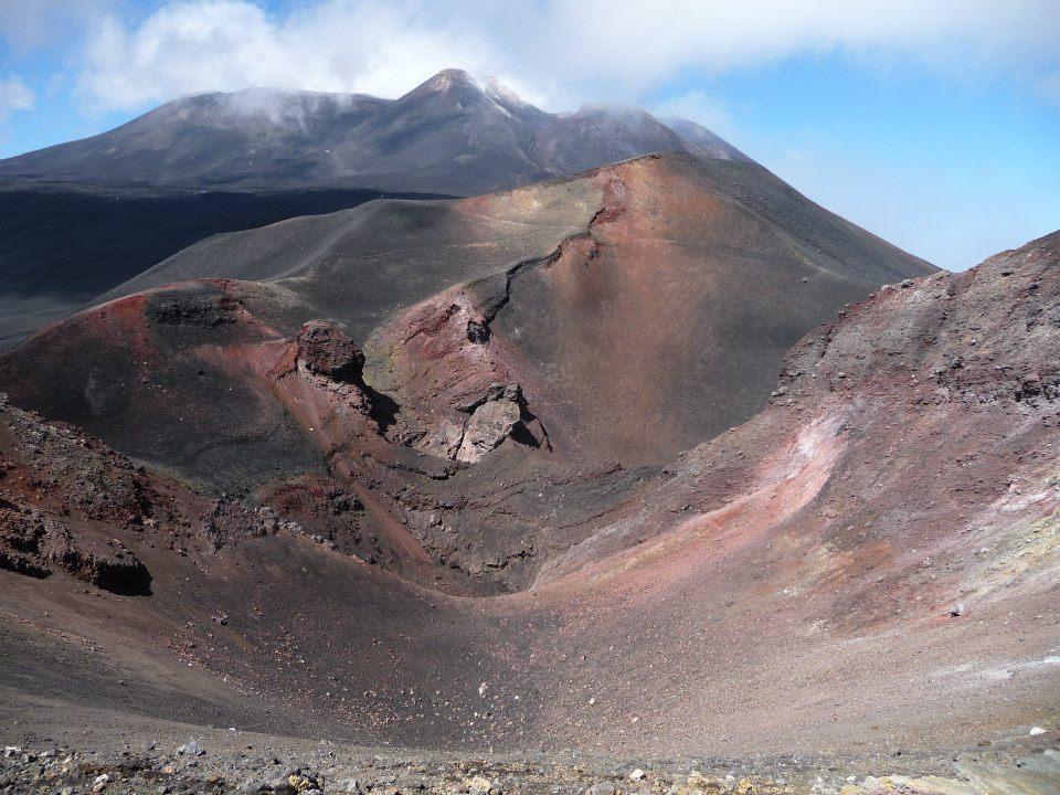 úchvatná Etna